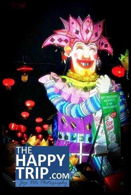 BACOLAODIAT FESTIVAL, BACOLOD CITY, PHILIPPINES. Bacolaodiat is Bacolod City's version of the Chinese New year Celebration