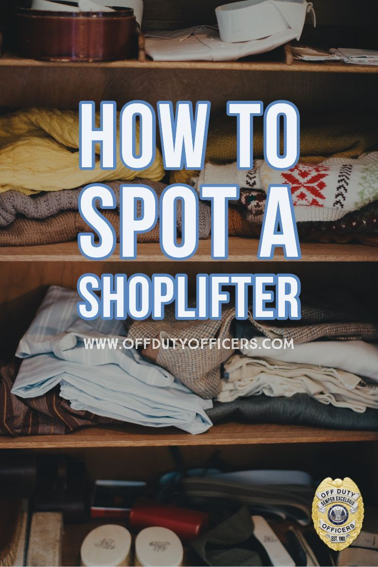 Shoplifting Is Not A New Concern For Retailers Across The Country The National Association For Shoplifting Prevention Note Spots Security Solutions Prevention