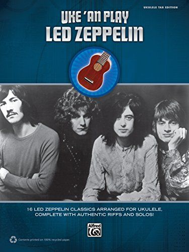 DownLoad,#Klassiker,Led Zeppelin,Musik,Musiker Uke -An Play Led Zeppelin: 16 Led Zeppelin #Classics Arranged for Ukulele TAB, Complete with Authentic Riffs and Solos! - http://sound.saar.city/?p=20080