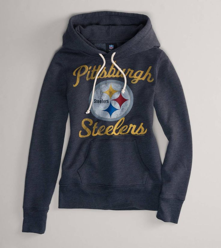 Pittsburgh Steelers NFL Hooded Popover
