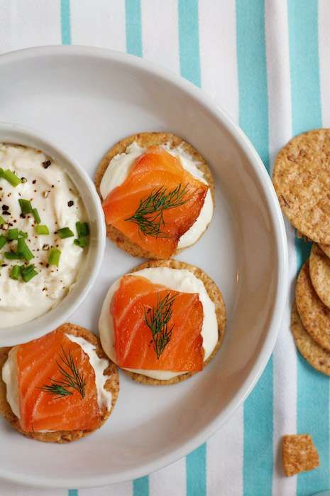 Norwegian Salmon Gravlax with Dill Mustard Sauce | Family Fresh Cooking
