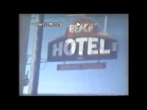 Rare c. 1950 WINNIPEG BEACH rides and attractions color film footage