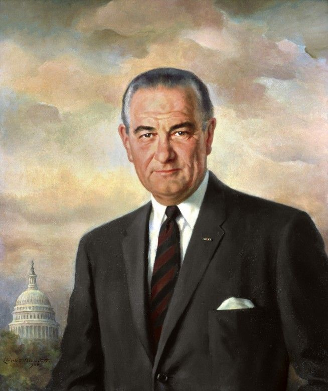 a biography of the president of the united states lyndon b johnson On the day lyndon baines johnson was born, august 27, 1908, his grandfather sam johnson sr rode his horse through the countryside shouting, a united states senator was born this morning it seems that lyndon johnson was destined to have a political future.