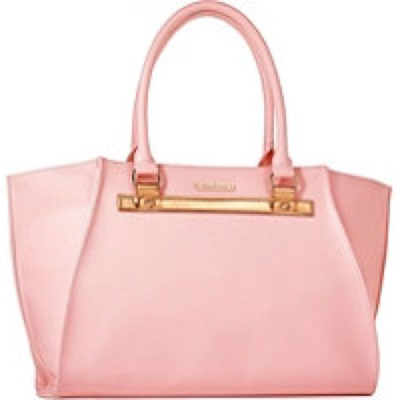 Juicy Couture tote A pink, JC tote. Juicy Couture Bags Totes