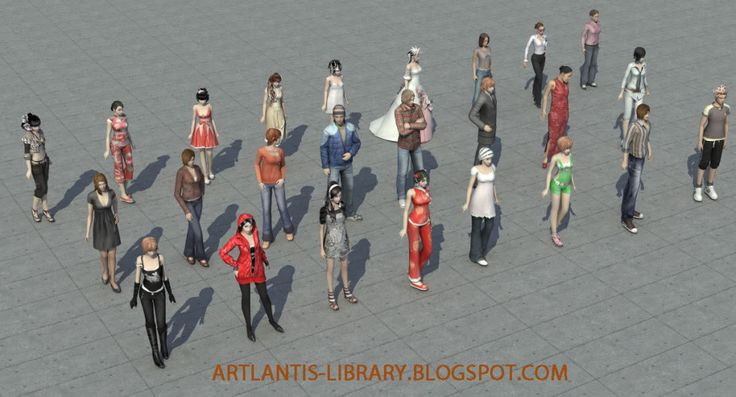 ARTLANTIS OBJECT and SHADER COLLECTION - Thai3Dviz