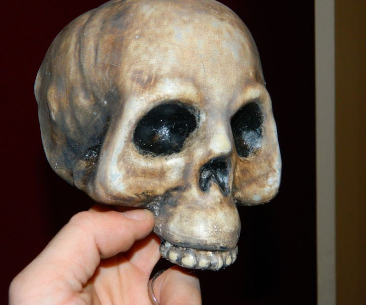 In this instructable I will show you how to transform low quality Dollar store skulls into high quality, expensive looking halloween props.I will detail two methods you can use to achieve these effects.