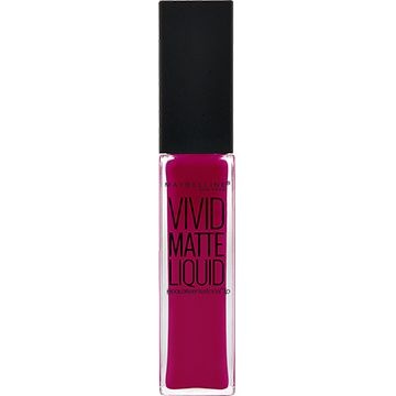 #Maybelline | VIVID MATTE LIQUID N°40 (Mûre berry boost) | #makeup #beauty #girly #lipstick #crazyaboutlipsticks #crazyaboutmakeup #mode #femme #woman #fashion #shopping #lifestylemode