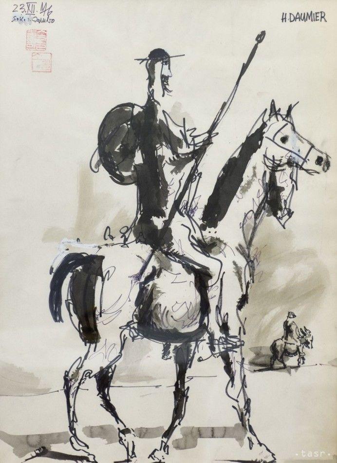A magyar rajzművészet kiemelkedő alkotója, Szalay Lajos (1909–1995) és a szlovák grafika enigmatikus alakja Koloman Sokol (1902–2003) munkássága tekinthető meg a pozsonyi Pálffy palotában egy közös kiállítás keretein belül. A kiállítás anyagába közel 100 Szalay- és 150 Sok…
