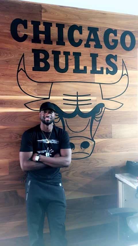 Dwyane Wade - Chicago Bulls