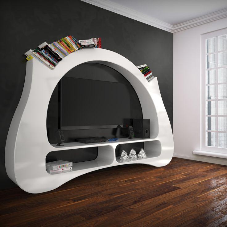 31 best Librerie / Book-Cases DESIGN images on Pinterest | Book ...
