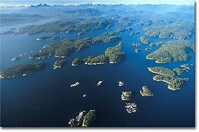 Done - Broughton Archipelago Marine Provincial Park, British Columbia, Canada
