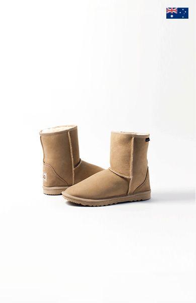 Original Ugg Boots- Short Ugg Boots. Made in Australia.