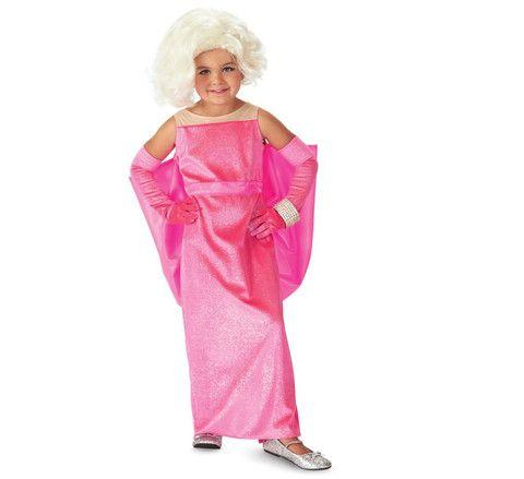 50's Movie Star Kids Costume