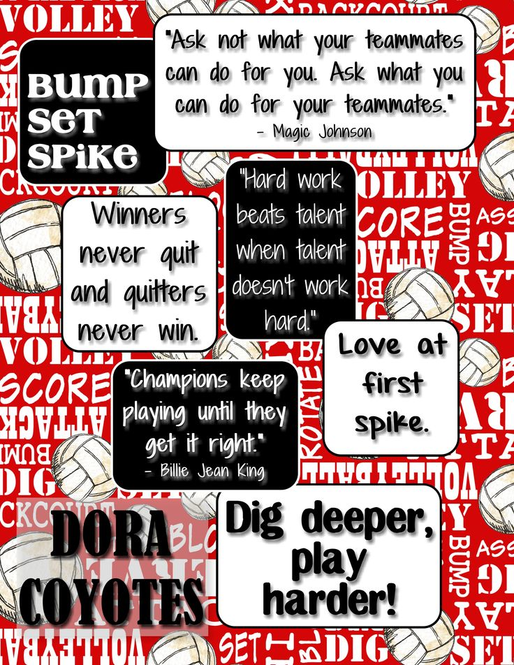 Volleyball Quotes | Volleyball Slogans | Funny Volleyball Sayings to Make You Smile HAHAHAHAHA! Description from pinterest.com. I searched for this on bing.com/images