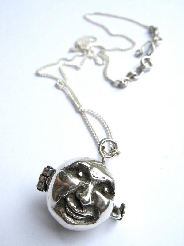Lost wax casting - Ginkoh - Free Range Jewellery