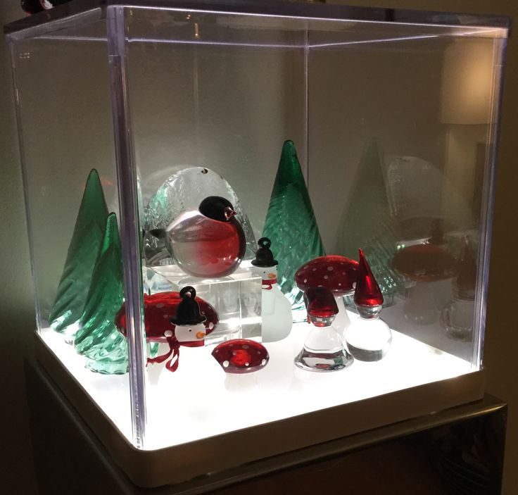Hadeland christmas ornaments