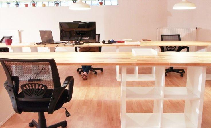 Großzügige, freundliche & bezahlbare Arbeitsplätze in Bayenthal #Büro, #Bürogemeinschaft, #Köln, #Office, #Coworking, #Cologne