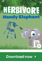 herbivore handy elephant
