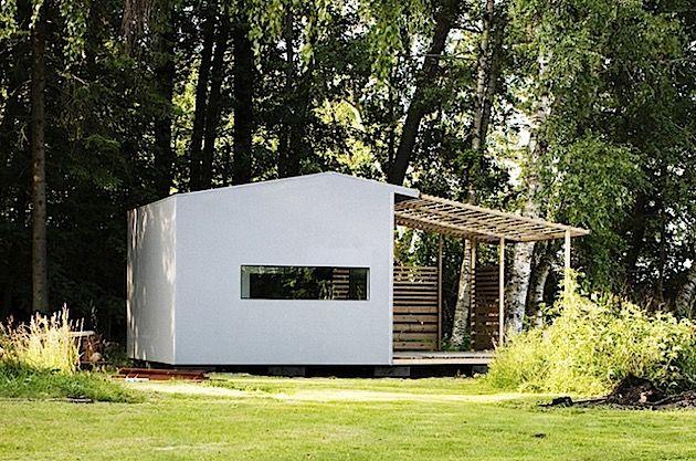 Das Mini House von Jonas Wagell