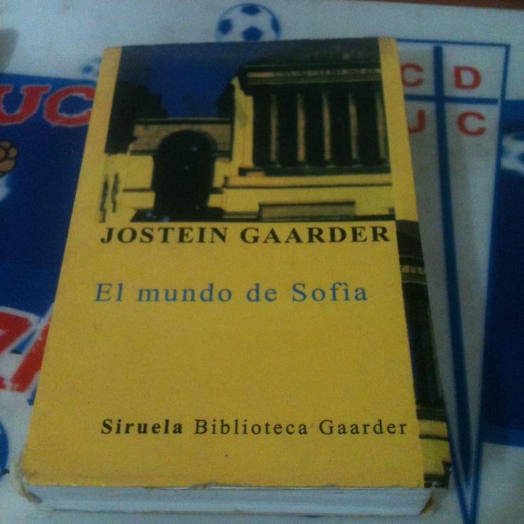 El Mundo de Sofia - Jostein Gaarder.