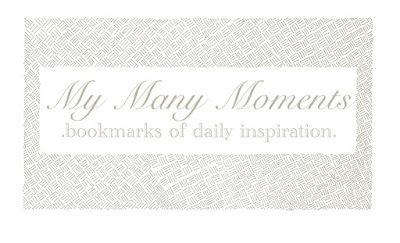 My Many Moments