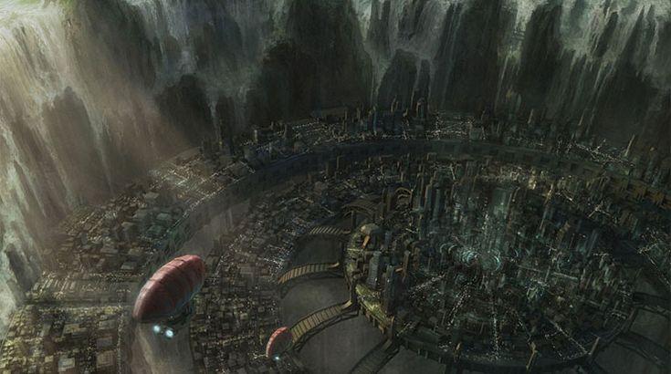 Rejtett világok a Föld alatt?