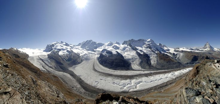 Schronisko Monte Rosa 2795m npm