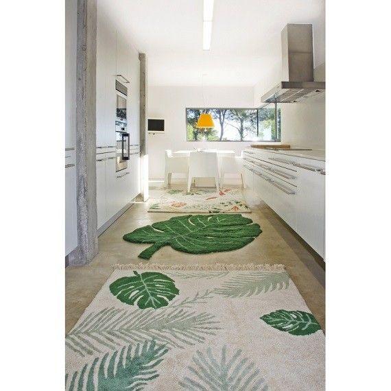 Lorena Canals Dywan Tropical Green 140x200 cm