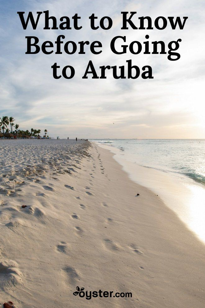 "Year-round sunny weather, white-sand beaches, friendly locals, and tasty international cuisine—these are a few of the reasons we love Aruba, and think you might, too. In addition to clear waters, which are perfect for snorkeling and diving, this Dutch Caribbean island offers plenty of opportunities to go windsurfing and parasailing, thanks to its consistently flowing warm winds. (It's no wonder it's dubbed itself as ""One Happy Island."") But there's plenty more worth…"