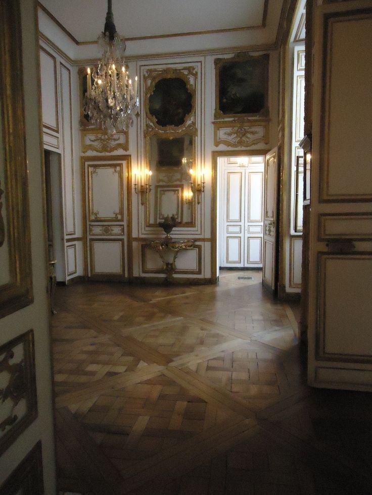 Inventaires de la pièce du café de Louis XVI 1776 à 1791