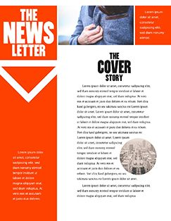 Free Newsletter Template