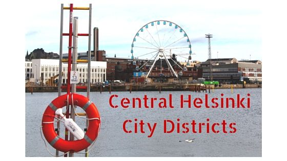 Central Helsinki City Districts - What to see in every district #travel #Helsinki #Finland #nordics