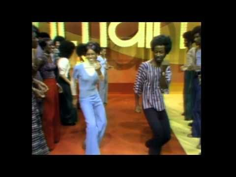 A little Soul Train magic for your mid-week happy hour