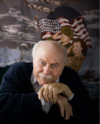 An older Wesley Clifton Browning, Jr., USAAF. Bataan Death March Survivor. RIP March 19, 2011. An American Hero.