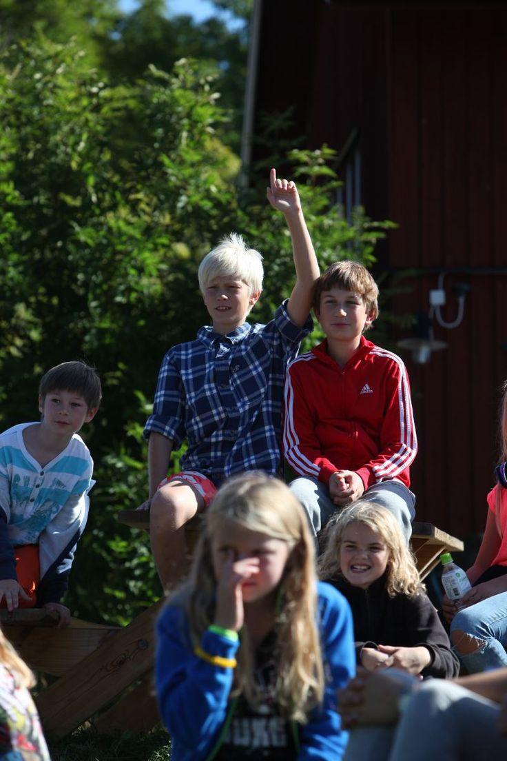 Matteus 5 A Klassresa Vässarö 2013