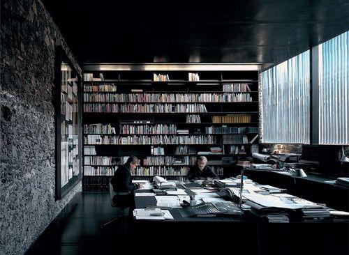 RCR Arquitectes' office in Olot