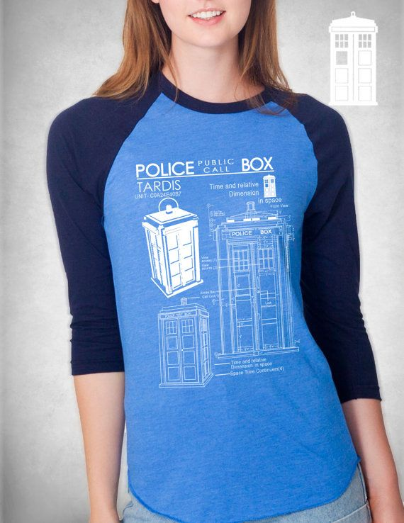 486 best t shirt and top stuff images on pinterest funny shirts tardis blueprints long sleeve t shirt unisex american apparel s m l xl malvernweather Image collections