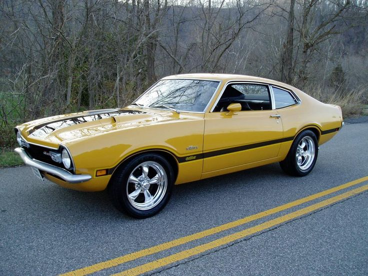 Ford Maverick Grabber. Find parts for this classic beauty at http://restorationpartssource.com/store/