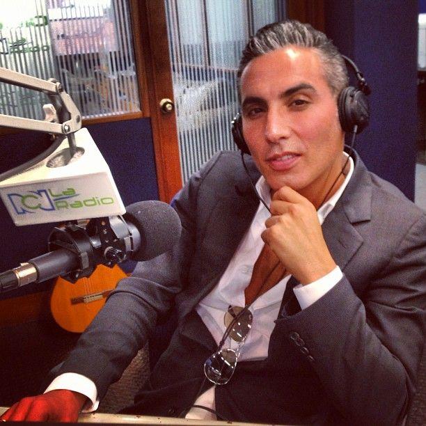 Pitingo presenta en @RCNradioLaTarde su producción #MaleconStreet