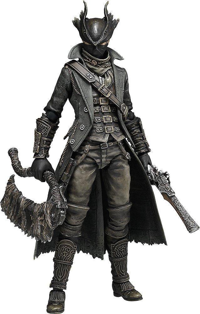 Max Factory figma 367 Bloodborne Hunter | Bloodborne ...