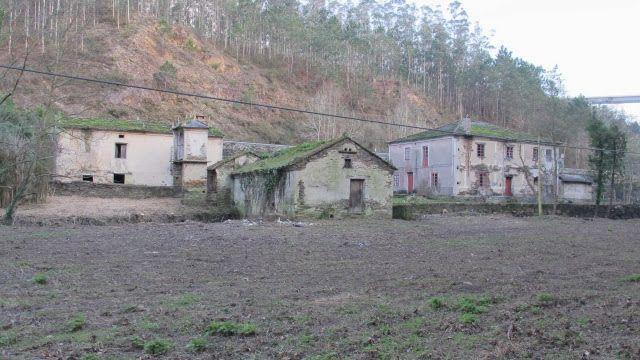 Aldea Molinos en venta, entre Foz y Ribadeo, Enclavada en