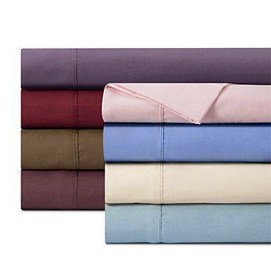 Ultra Soft 300TC 100% Cotton Sheet Set – USD $ 17.49