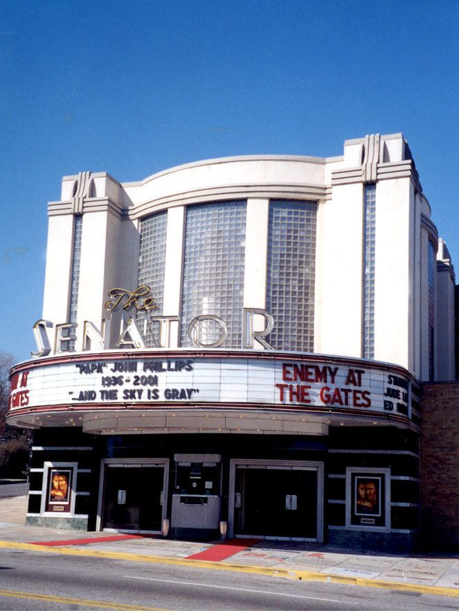 Last year, the National Trust included historic American movie theaters on its list of the nation's 11 Most Endangered Historic Places. Description from preservationnation.org. I searched for this on bing.com/images