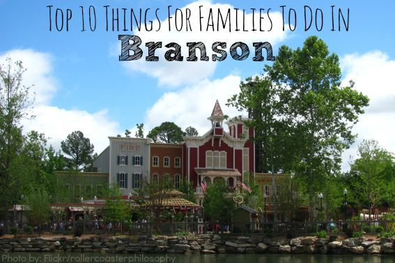 "Branson, Missouri to most is synonymous with ""shows and live entertainment."" It's like country music is to Nashville. But Branson isn't just lively shows and good music, there is really something for everyone in the family here."