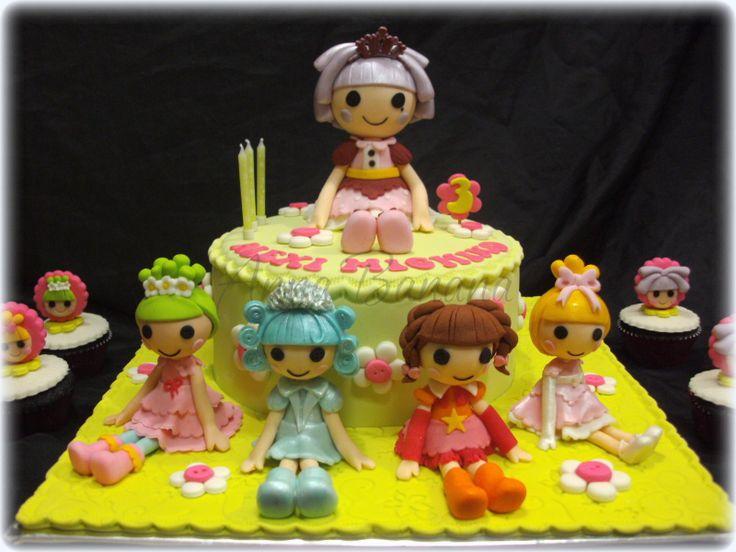 L P Cakes