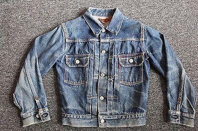 1950s Levi's 507 XX Second Edition Jacket