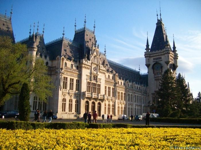 "National Museum Complex ""Moldova"" Iasi."