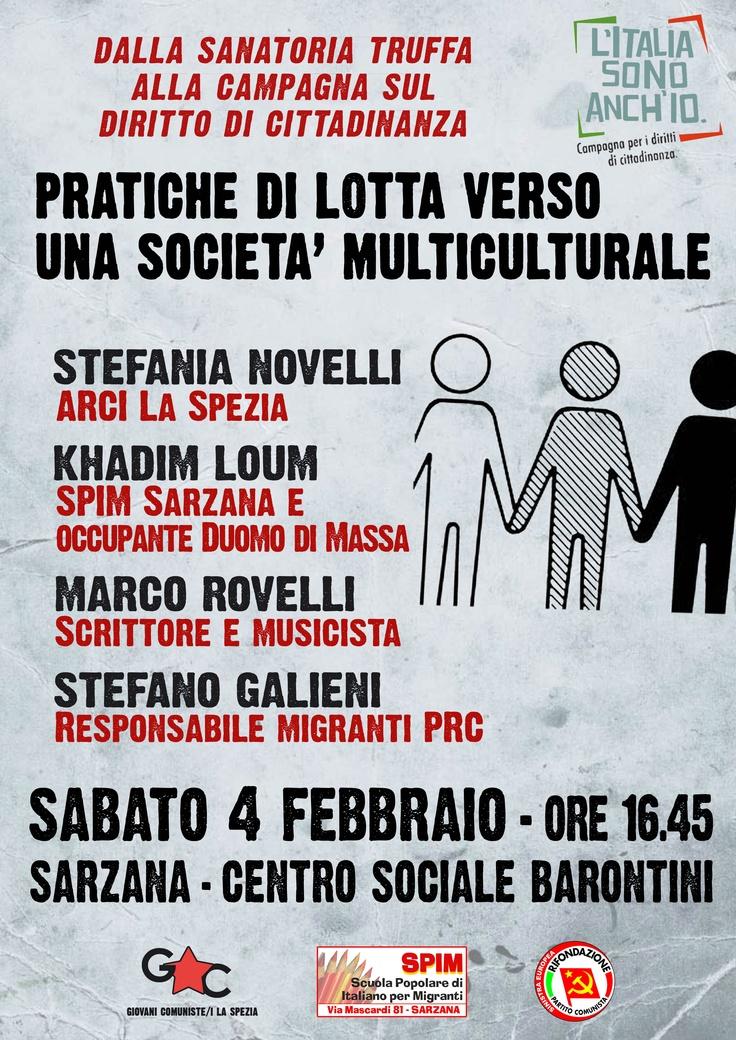 Iniziativa su migranti  04.02.2012