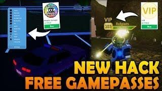 Roblox Gamepass Hack - Free Gamepasses on ALL ROBLOX Games ...