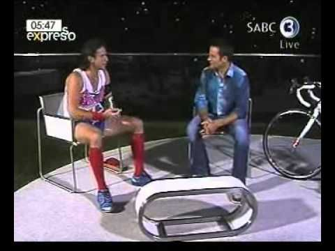 Expresso interview with John McInroy (2011 Challenge)